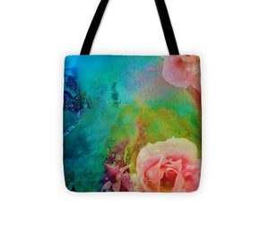 Winter Turns to Spring - Tote Bag