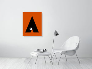 Minimalist Movie Poster - Hanging Creations wall art giclée print art for sale