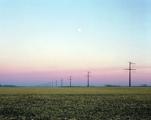 Near Fessenden, ND - Hanging Creations wall art giclée print art for sale