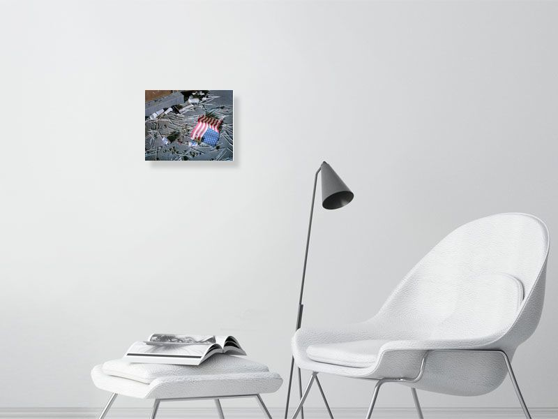 Wabek, ND - Hanging Creations wall art giclée print art for sale