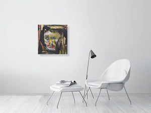 Portrait - Hanging Creations wall art giclée print art for sale