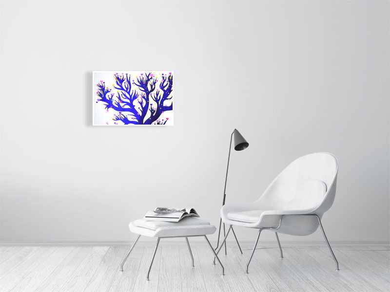 Love tree - Hanging Creations wall art giclée print art for sale