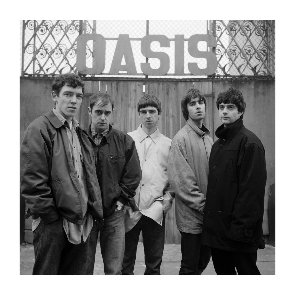 Oasis 1994 - Hanging Creations wall art giclée print art for sale