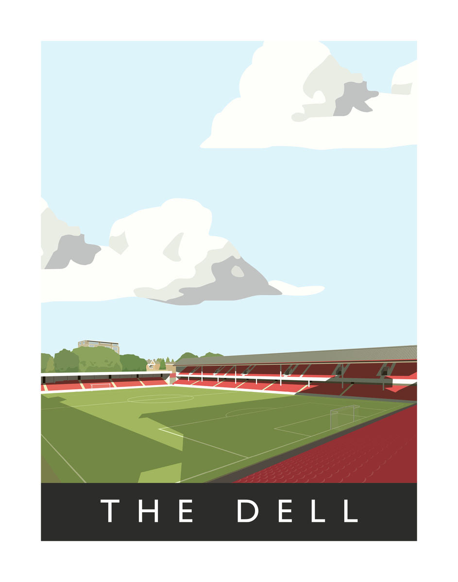 The Dell - Hanging Creations wall art giclée print art for sale