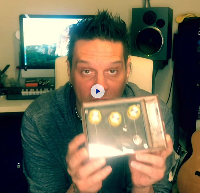 Jonni Lightfoot Checks Out Yellow Spiral Drive On Bass