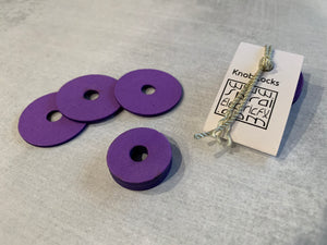 Knob Lock Pack: Purple