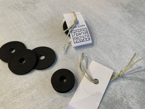 Knob Lock Pack: Black