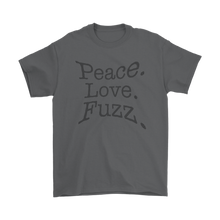 Load image into Gallery viewer, Peace. Love. Fuzz