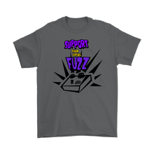 Load image into Gallery viewer, Support Your Local Fuzz Tee