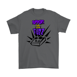 Support Your Local Fuzz Tee