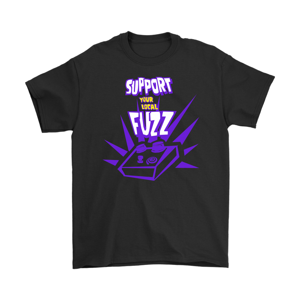 Support Your Local Fuzz Alternate Design