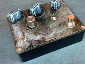 Typhoon LTD Edition Black Spiral Fuzz #3