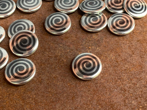 Metallic Spiral Pins