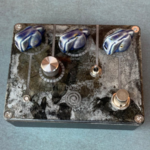 Typhoon LTD Edition Black Spiral Fuzz #8
