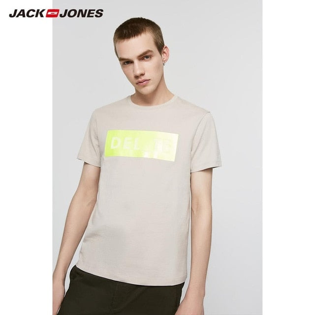 JackJones Men's Fashion Delete Shirt