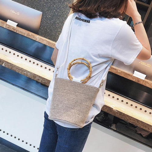 🔥2019 Must Have Cotton And Linen Handbag