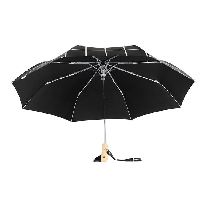 Duckhead Umbrella  Black grid