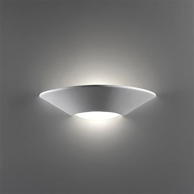 Domus BF-7603 Ceramic Frosted Glass Wall Light