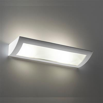 Domus BF-8186 Ceramic Frosted Glass 60cm Wall Light