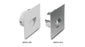 RECESSED SQUARE 12V LED STEP/WALL LIGHT SUNNYLIGHTING