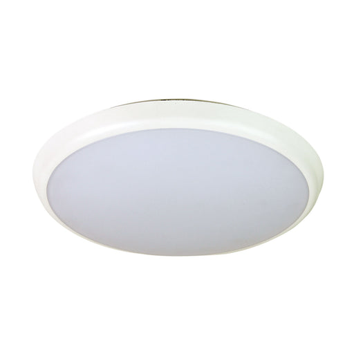 Oriel Lighting KORE.30 CCT Black 30cm Dimmable Ceiling Light