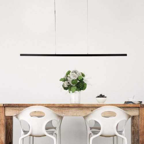 Oriel Lighting SHARD 150cm slimline LED Pendant