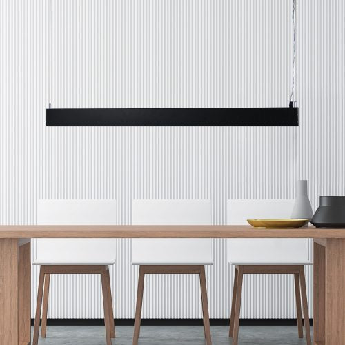 Oriel Lighting SLATE.LED 120cm Up-Down LED Pendant
