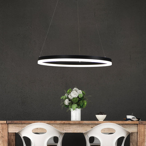 Oriel Lighting CRONUS.60 Modern LED Halo Pendant