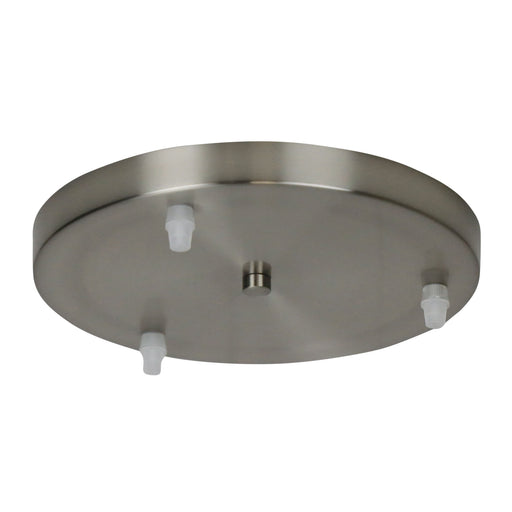 Oriel Lighting PARTI PAN 3 Turns 3 Single Pendants into One Light
