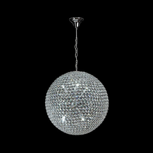 VENUS-80 CRYSTAL LED PENDANT - DIAMETER 800MM / WHITE LED Domus