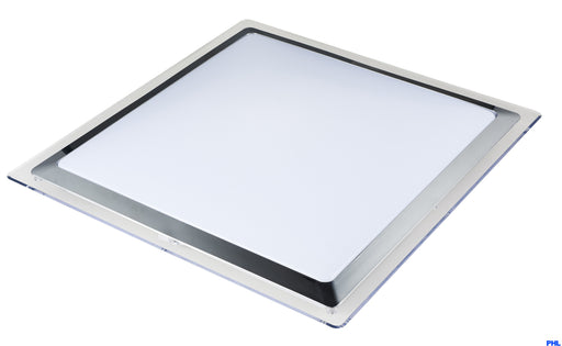 PHL5108/SQ/TC Saturn Tri Colour Switch Step Dimming LED Ceiling Light