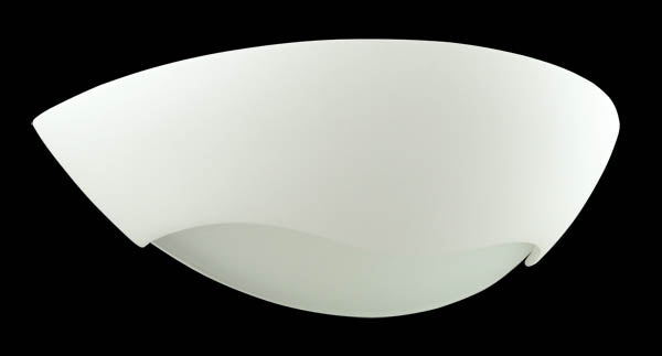 Domus BF-8258 Ceramic Frosted Glass Wall Light