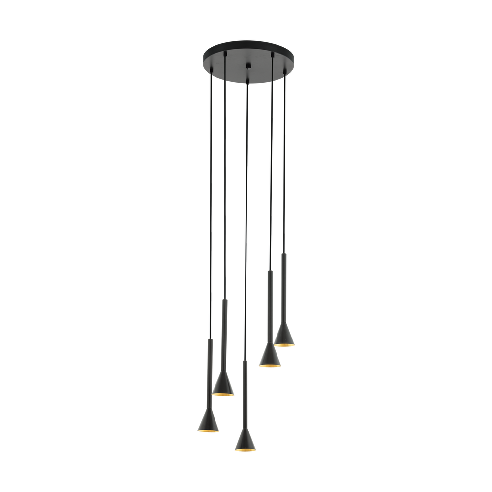 Eglo Cortaderas 5 Light Pendant