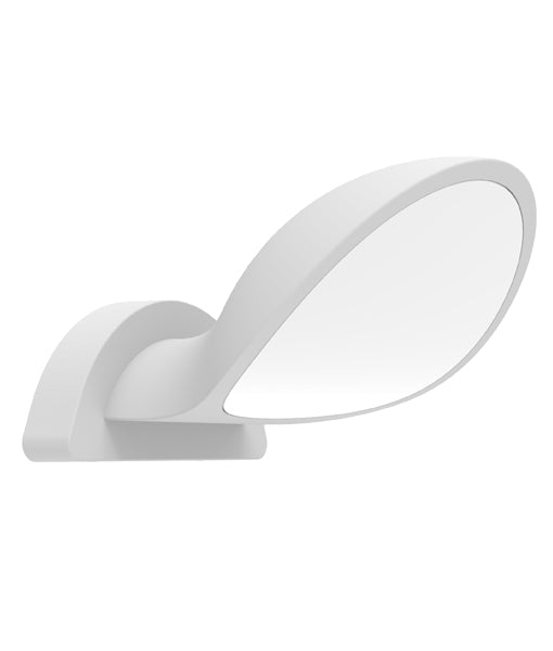 CLA BOCINA Exterior LED Surface Mounted Semicircle Wall Lights