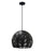 CLA BOTANICA Embossed Dome Shape Pendant Lights