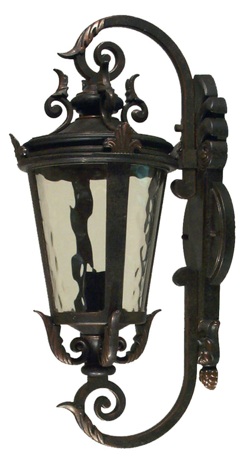 Lighting Inspiration Albany Ext Wall Bracket Antique Bronze