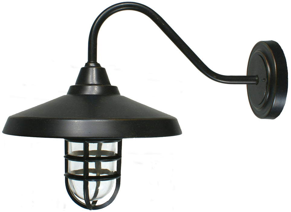 Lighting Inspiration Deckhouse Ext. Wall Bracket Antique Bronze