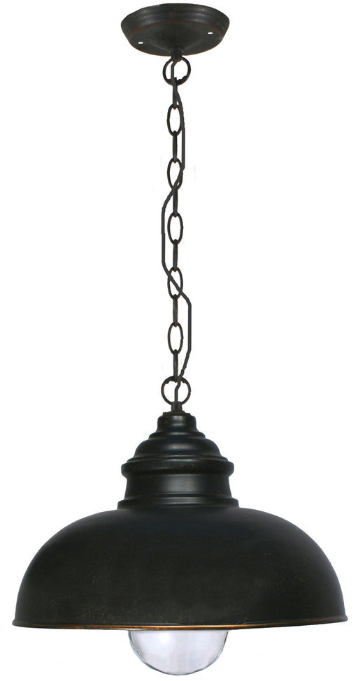 Lighting Inspiration Parkway Int. Chain Pendant Antique Bronze