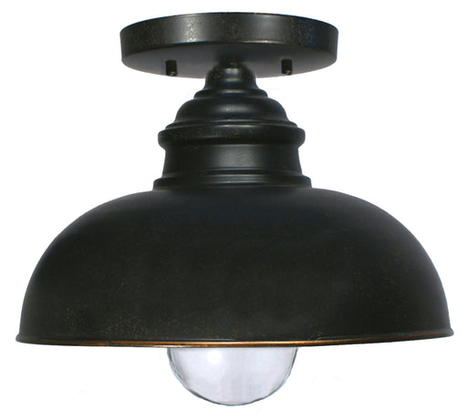 Lighting Inspiration Parkway Ext. Under Eave Antique Bronze