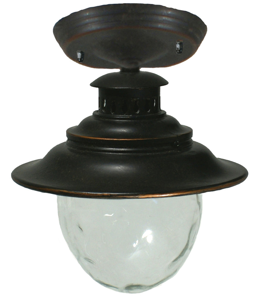 Lighting Inspiration Southby Ext. Under Eave Antique Bronze