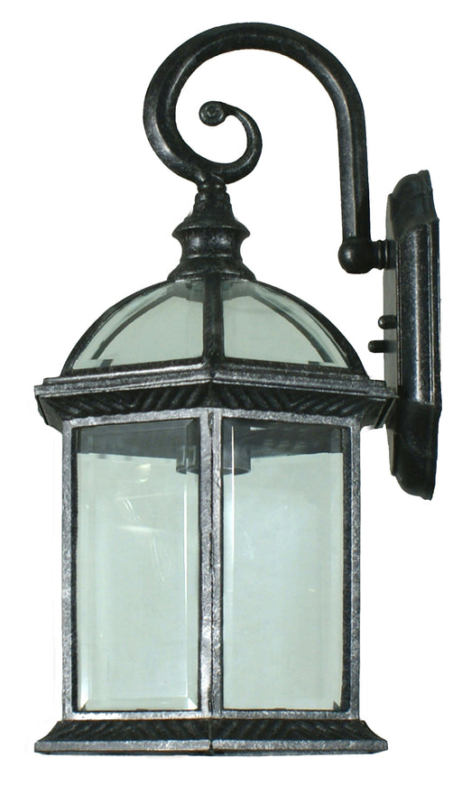 Lighting Inspiration Station Ext. Wall Bracket Antique Black