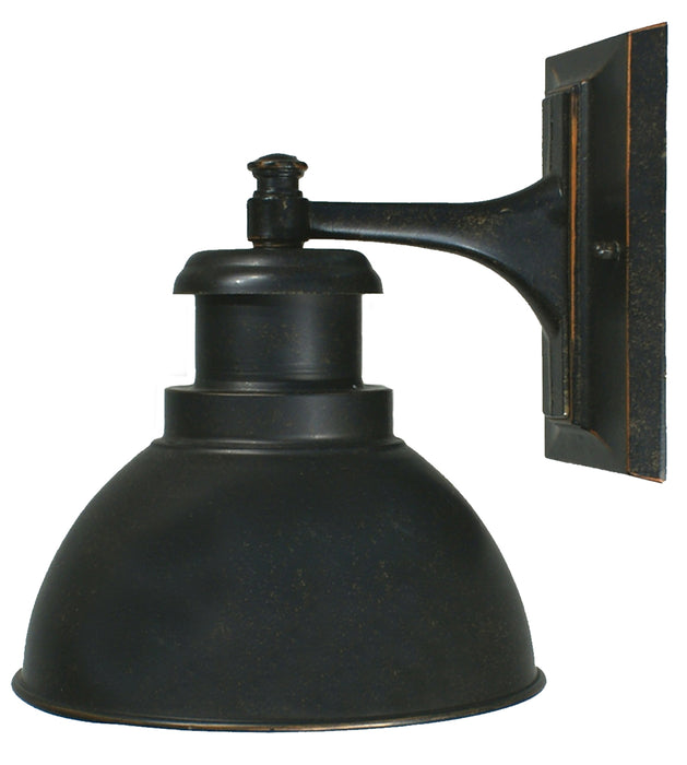 Lighting Inspiration Terminal Ext. Wall Bracket Antique Bronze
