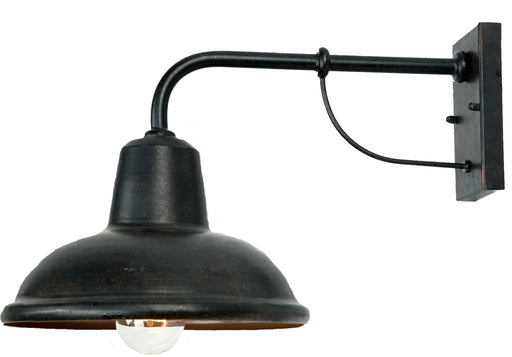 Lighting Inspiration Urban Ext. Wall Bracket Antique Bronze
