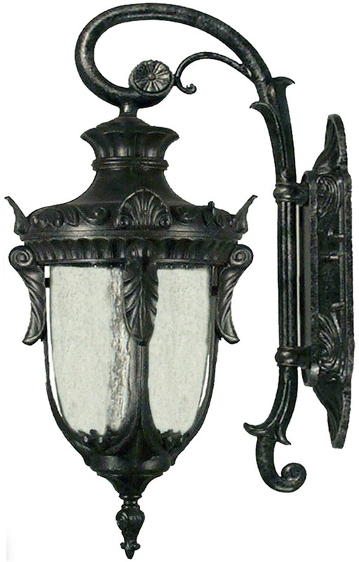 Lighting Inspiration Wellington Wall Bracket Antique Black