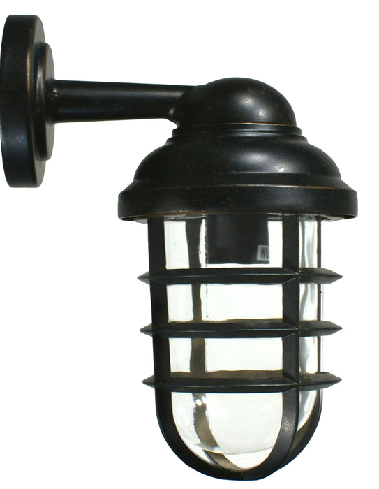 Lighting Inspiration Wharf Ext. Wall Bracket Antique Bronze