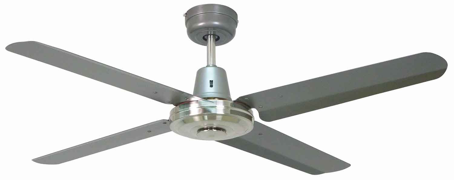 Mercator Swift Metal 1300 Ceiling Fan