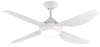 Mercator Major AC Ceiling Fan with LED Light