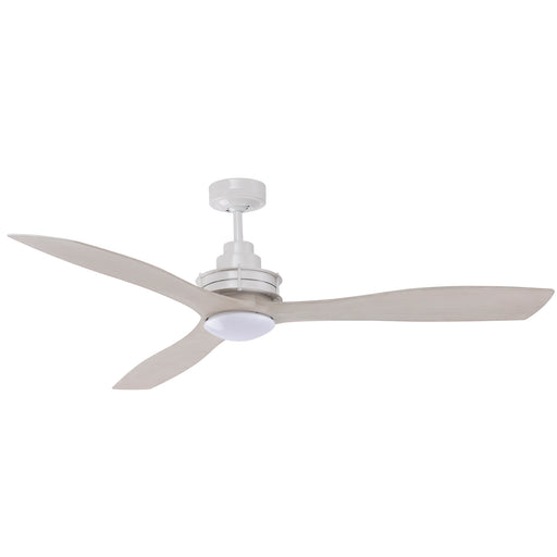 Mercator Clarence Ceiling Fan with Light