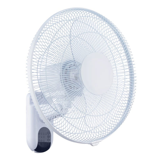 Mercator Ivan 40cm Wall Fan with Remote Control