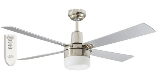 Martec FourSeasons Alpha 48″ Ceiling Fan With Clipper Light and Remote
